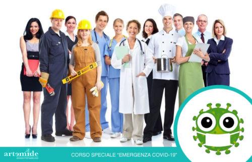 lavoratori - aggiornamento rischio biologico - consorzio artemide