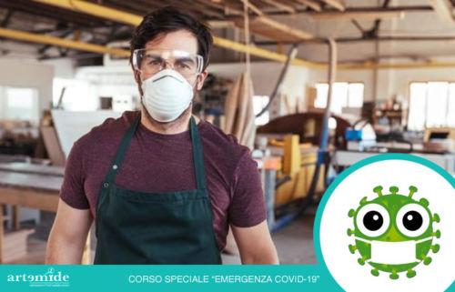 lavoratori - aggiornamento emergenza covid19 - consorzio artemide